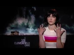 Mary Elizabeth Winstead on what scares her and how to act scared. 10 Cloverfield Lane, Mary Elizabeth Winstead, Acting, Singing, Interview, Actresses, Women, Female Actresses, Woman