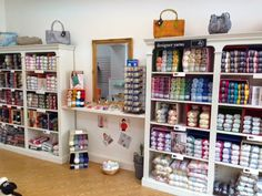 THE MILLAMIA BLOG: STOCKIST PROFILE - The Little Knitting Shop