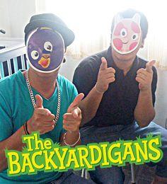 Like Backyardigans