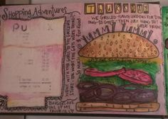 Honeymoon Art Journal