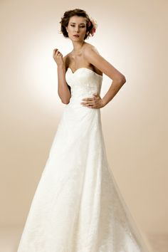 True Bride - Beautiful lace dress avaliable at love and lace bridal, Sleaford, lince