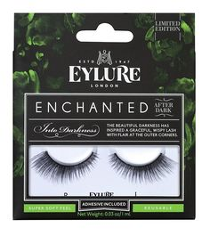 80c05a65920 Eylure Enchanted After Dark False Eyelashes - Into Darkness - Gratis  Lieferservice weltweit