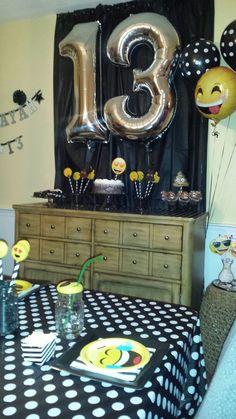 14 Best Emoji Party Ideas Images Emoji Theme Party