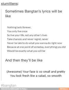 70 Best BTS Lyrics & Quotes images in 2017   Bts bangtan boy