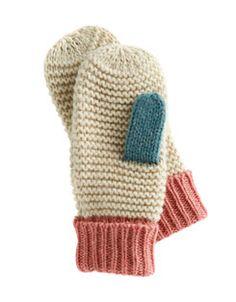 MABLEMITTEN Womens Knitted Mitten