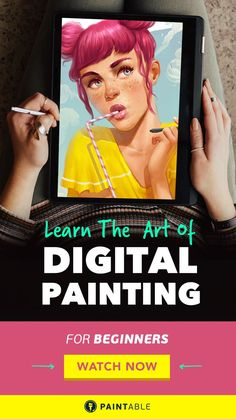 Digital Painting: The Ultimate Beginner's Guide Fancy yourself an artist? Here's the ultimate step-by-step guide to becoming a Century painter!<br> Fancy yourself an artist? Here's the ultimate step-by-step guide to becoming a Century painter! Digital Painting Tutorials, Digital Art Tutorial, Art Tutorials, Drawing Tutorials, Digital Art Beginner, Beginner Art, Happy Paintings, Digital Paintings, What Is Digital Painting