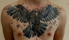 Tattoo-Foto: Krähe (Crow)