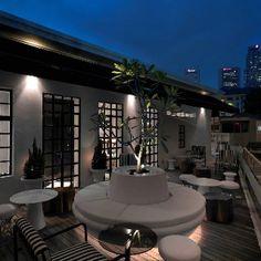 The Club Sky Bar,  Singapore