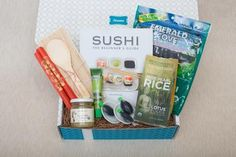 Home Rolled Sushi Gift Set