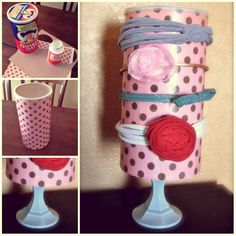Easy,creative DIY fun crafts for girls to make at home for decorating teenage girl's room.Make inexpensive DIY Crafts for girl's room decor Diy And Crafts Sewing, Diy Home Crafts, Easy Diy Crafts, Headband Storage, Diy Headband, Headbands, Fun Crafts For Girls, Craft Tutorials, Craft Projects