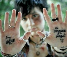 Bex Taylor-Klaus - Love is louder than the pressure to be perfect