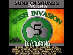 The Irish Invasion Volume 5 Mixtape ft Various Artists By FlexMusicPromo...