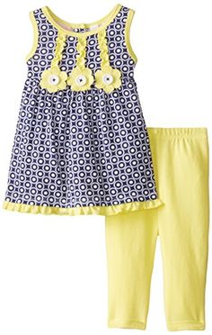 Kids Headquarters Baby Girls' Printed Tunic with Leggings, Blue, 12 Months Kids Headquarters http://www.amazon.com/dp/B00NV9D8ME/ref=cm_sw_r_pi_dp_tKHawb0EN92M7