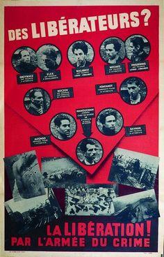 L'Affiche rouge, 1944