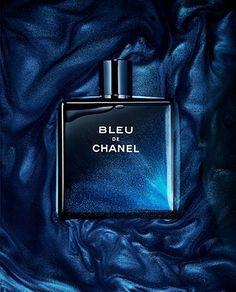 Blue de Chanel.