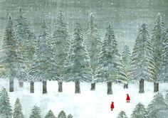 冬のお祈り