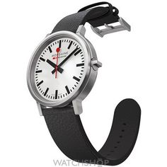 Mens Mondaine Stop2Go Watch A5123035816SBB