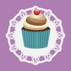 Kapbikek logomuz #cupcakes
