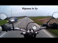 Ducati Scrambler 796 2015 test on road and (very short) off road - YouTube