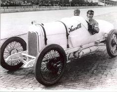 1916 Indianapolis Speedway Team Eddie Rickenbacker in Maxwell