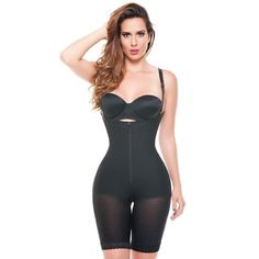 3da465002c1 Ann Michell 5036 Fajas Colombianas Powernet Post-Surgery Post-Pregnancy  Girdle  fashion