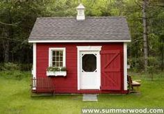 red sheds - Google Search