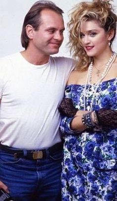 Madonna 1985 with Herb Ritts