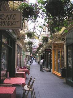 Castle Arcade - Cardiff, Wales not exactly England, but sweet.