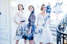 skaodi:   Christian Dior Haute Couture Spring 2012. Paris Fashion Week.