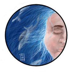 Ocean dreaming~ by on DeviantArt My Drawings, Ocean, Deviantart, Design, The Ocean, Sea