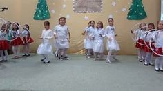 Karácsonyi tánc Christmas Concert, Girls Dresses, Flower Girl Dresses, Zumba, Wedding Dresses, Youtube, Xmas, Party, Log Projects