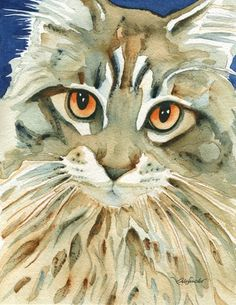 Stray Cat Fine Art for Animal Lovers - Cats