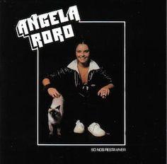 J'avais énormément adoré le premier album éponyme d'Angela Ro Rô, Ângela Rô Rô (1979). Même si son suivant, Só Nos Resta Viver (1980), me paraît un peu moins audacieux, je dois avouer qu'Angela Ro Rô est une excellente auteure, compositrice, interprète....