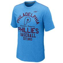 Philadelphia Phillies Cooperstown Vintage T-Shirt by Nike