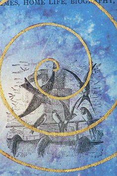 Liz Yarosz-Ash Archimedean Spiral (detail)
