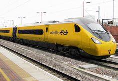 Abellio Pendolino Northern Rail, Uk Rail, Train Posters, High Speed Rail, Rail Transport, S Bahn, Old Trains, Electric Train, British Rail