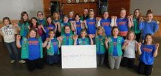 """Troop 43000 earned their Agent of Change Journey by starting a campaign, """"Pinky Promises to End Bullying"""". Read about their full campaign which included raising awareness about bullying, and encouraging others to take an anti-bullying pledge."""