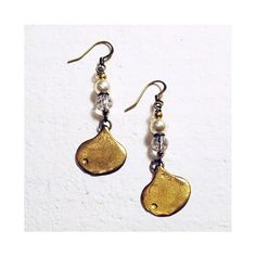 Earrings / Boucles d'Oreilles with up-cycled junk findings hunting finds handmade in Paquis near train station Geneva Switzerland, Treasure Hunting, Train Station, Earrings Handmade, Costume Jewelry, Jewelry Accessories, Photos, Drop Earrings, Photo And Video