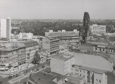 Berlin (West), Zentrum am Zoo Paul Schweber 1955-1957