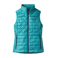 Patagonia Women\'s Nano Puff\u00AE Vest - Epic Blue EPCB