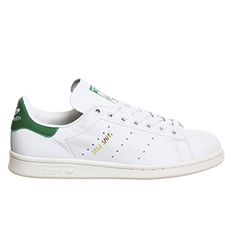Buy Premium White Green M Adidas Stan Smith from OFFICE.co.uk.