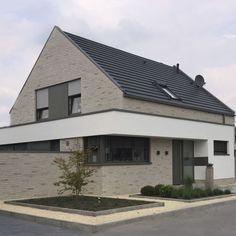 Stadtvilla klinker hell  Stadtvilla heller Klinker | Ideen rund ums Haus | Pinterest ...
