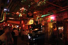best seedy bar: Szimpla Kert in Budapest