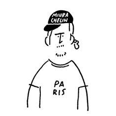 I draw Miurachelin and Mr. Yano ▷Miurachelin's HOUYHNHN…