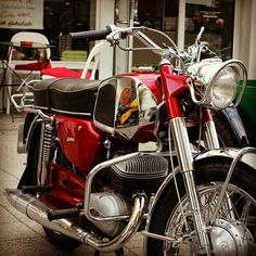 Tempo Sprint Classic Motorcycle, Classic Motors, Motorbikes, Antique Cars, Motorcycles, Antiques, Art, Old Motorcycles, Antiquities