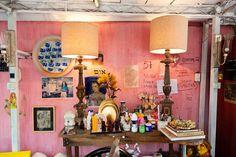 home of artist Isabelle Tuchband