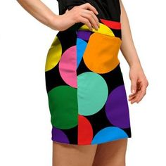 Womens Big Balls Made to Order Skirts or Skorts by Loudmouth Golf.  Buy it @ ReadyGolf.com