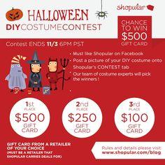 #DIY #Halloween #Costume #Contest
