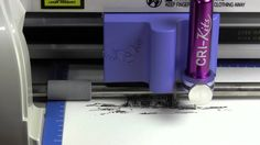 Create Sketched Art with Cri-Kits Gel Pens, Sizzix Eclips and Lettering Delights