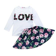 Kehen Infant Baby Toddler Girl Summer Clothes So Breey Sweet Cotton T-Shirt Strawberry Print Shorts 2pc Casual Outfit